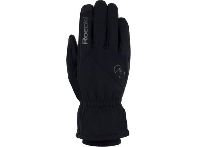 Roeckl Karlstad Vindtætte handsker, black